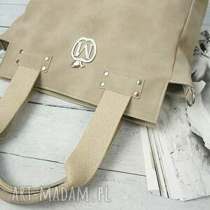 niepowtarzalne torebki torebka manzana worek miejski styl