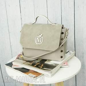 ręcznie robione torebki ćwieki mini kuferek listonoszka