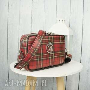 krata torebki modna listonoszka typu chanelka