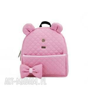 torebki farbiś plecaczek z kokardką 1031