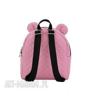 intrygujące torebki farbiś plecaczek z kokardką 1031
