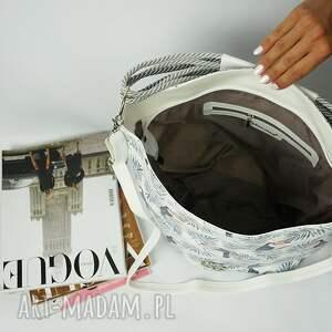 ręcznie wykonane torebki tukany manzana torebka worek tuakny