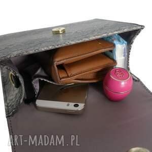 ręcznie wykonane torebki listonoszka koperta i z kokardką
