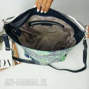 bea1aa9a03ecb torebki ręcznie wykonane - manzana torebka worek palmy