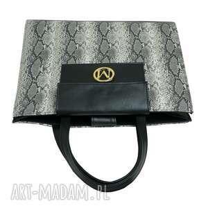 unikatowe torebki duża manzana torba miejski styl xxl
