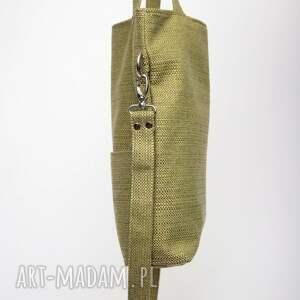 plecionka torebki prostokątna torba na ramię a4