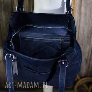 worek torebki ręcznie robiona skórzana torebka