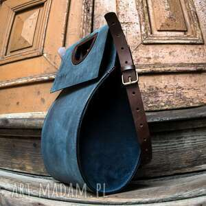 ręcznie zrobione torebki wykonana skórzana torba