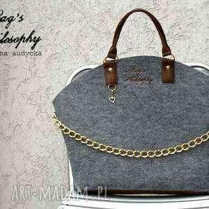 wyjątkowe torebki shopper bag glamour;-)