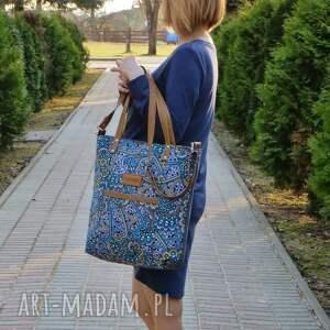 beżowe torebki torbawewzory shopper wzory