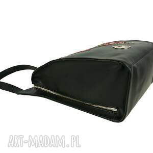 szare torebki torebka stylowa torba manzana