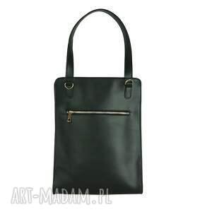 torba torebki czarne stylowa torebka manzana