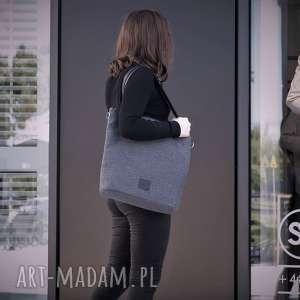 ręcznie zrobione torebki torba swobodna w fasonie worka