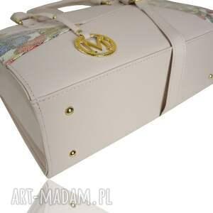 torebka torebki sztywna - klasyczny kuferek