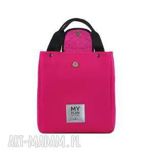 ręcznie robione torebki puro classic torba lunch bag 2235
