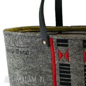 trendy torebki royaltrend torba na laptopa -indian summer