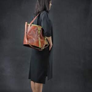 frapujące torebki oryginalna torba torebka skórzana ręcznie