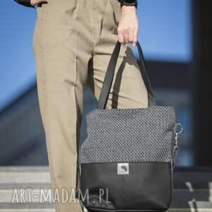 torebki ekologiczna torebka torba w kolorze melanżowym z grubo