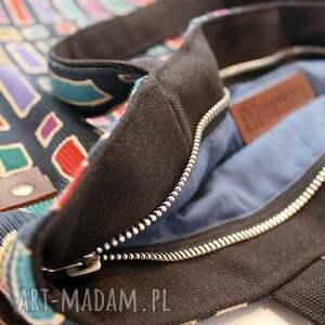 ręcznie robione torebki kolorowa torbisko energetyczne:)