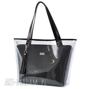 handmade torebki delise torebka 2w1 1198 czarna