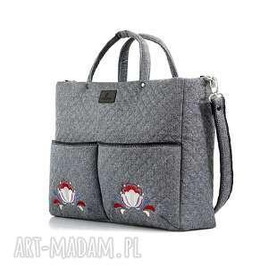 hand-made torebki pojemna torebka farbaby 102
