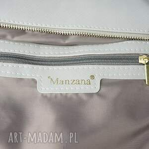 damska torebki torebka listonoszka manzana