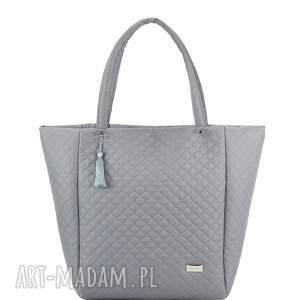 torebki rozkładana torebka pikowana simple 1184