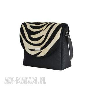 handmade torebki puro torebka classic 2509 zebra