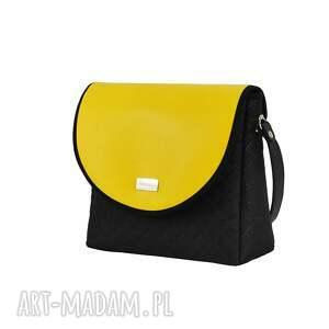 ręcznie robione torebki puro classic torebka 2491 yellow