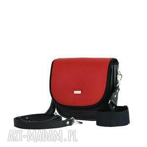 czerwone torebki puro torebka saszka 2514 red