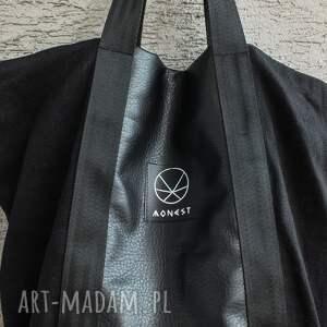 torebki ekologiczna torebka shopper z konopii