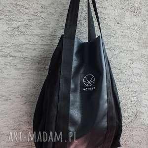urokliwe torebki konopia torebka shopper z konopii