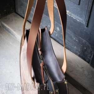 torebki duża torebka skórzana torba ręcznie