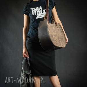 handmade torebki wysokość 33 cm długość pasków 73