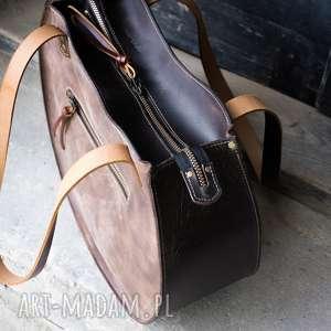 handmade torebki torba torebka skórzana ręcznie