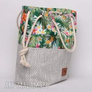 torebki wzór torebka w kształcie worka w piękny