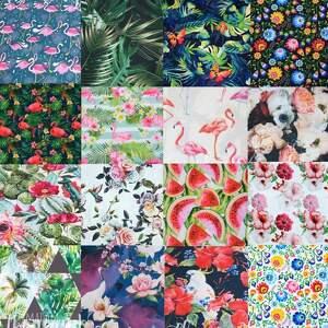 kwiaty torebki torebka worek ptaki rączki