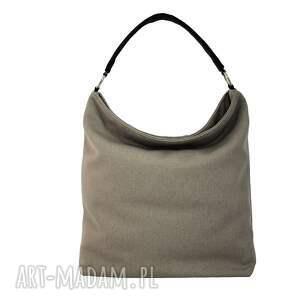 torebka torebki worek xl z kieszonką w paski