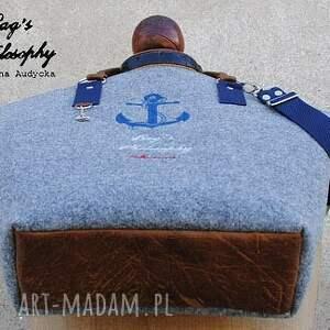torba torebki niebieskie zamówenie specjalne natalia k.