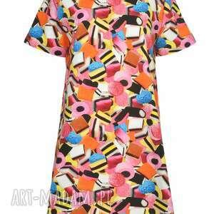 modne tuniki designerska ciekawa tunika lub sukienka