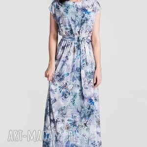 oryginalne tuniki sukienka nerea maxi frezja