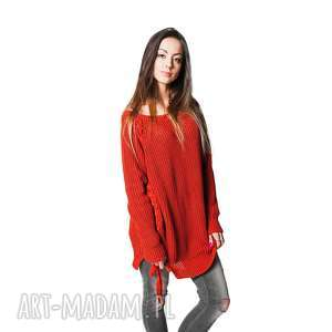 niekonwencjonalne tuniki sweter comfort | rudy