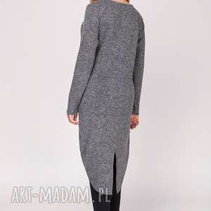 ciekawe tuniki długi tunika - frak, sweter