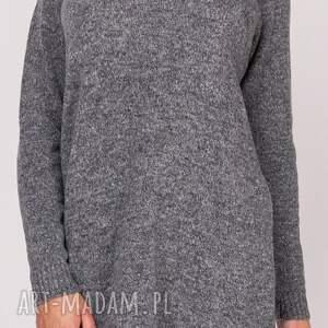 tuniki sweter tunika - frak, długi