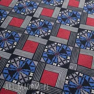 bawełna tuniki niebieskie tunika kaleidoscope