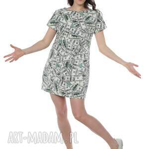 De La Fotta modne tuniki ciekawa wyjątkowa tuniko sukienka