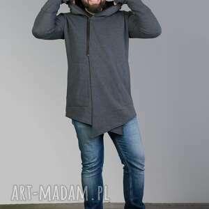 awangardowe ubrania męska bluza płaszcz męski
