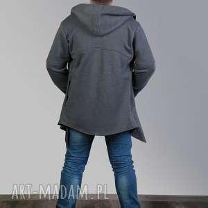 ubrania z kapturem bluza płaszcz męski