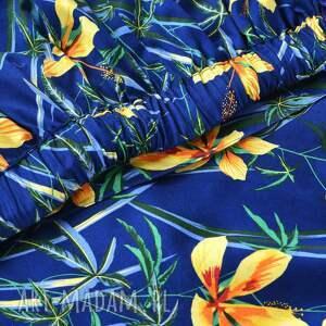 ubrania: Wyjątkowy kombinezon, maxi spódnica, 100% bawełna designerski