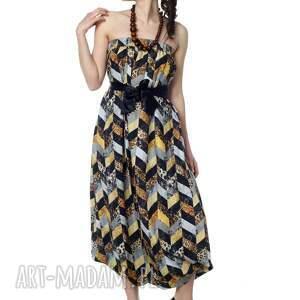 ubrania designerski wyjątkowy kombinezon, maxi spódnica